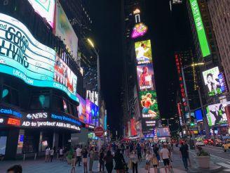 Times Square à New-York