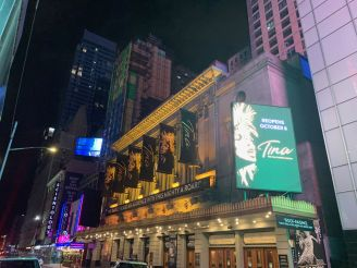 Le Theater District de New-York
