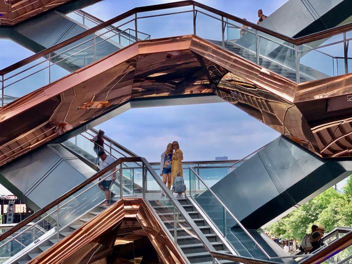 Visiter Vessel, la nouvelle structure et attraction près de l'Hudson River, avec notre guide de voyage à New-York
