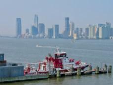 Visiter depuis Little Island, une île artificielle sur l'Hudson River. Notre guide de voyage à New-York