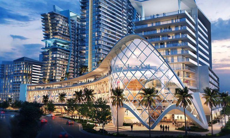 Searstown Towers : Un projet immobilier en cours dans le centre de Fort Lauderdale