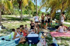Pique-nique de rentrée de FIPA à Key Biscayne
