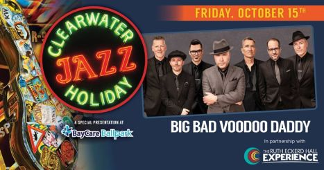 Clearwater Jazz Holiday Festival