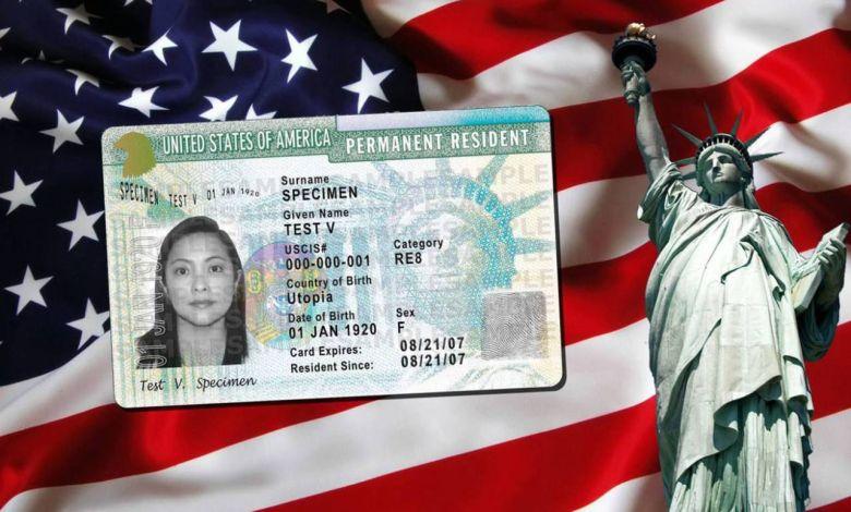 """""""Green Card"""" : la loterie 2021 pour obtenir la carte verte américaine, la clé pour immigrer aux Etats-Unis !"""