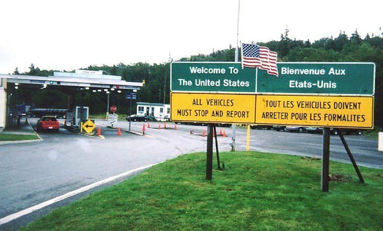 Réouverture de la frontière américaine avec le Canada