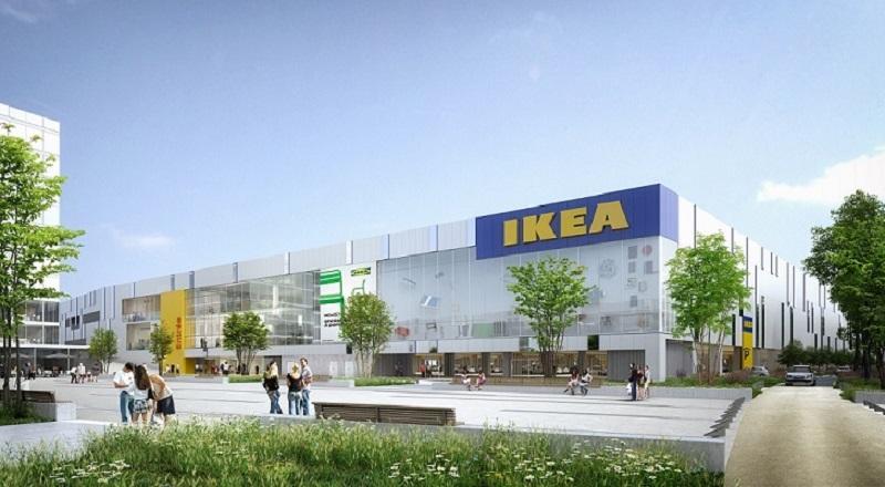 Futur Ikea Lyon Grand Parilly Les Travaux Ont Démarré