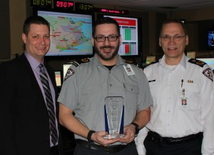 2016-02-25 EMD of the year Frank Gagnon