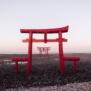 Japon torii
