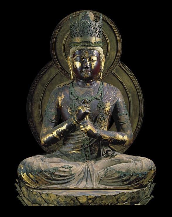 Statue de Dainichi Nyorai, Japon