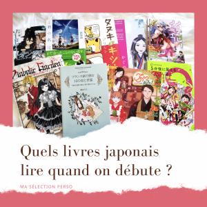 livres japonais débutants