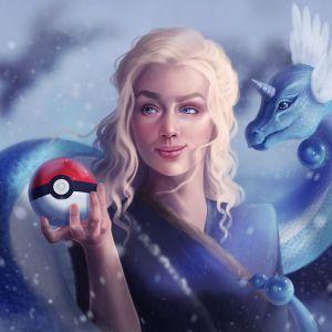 Draco Daenerys GOT