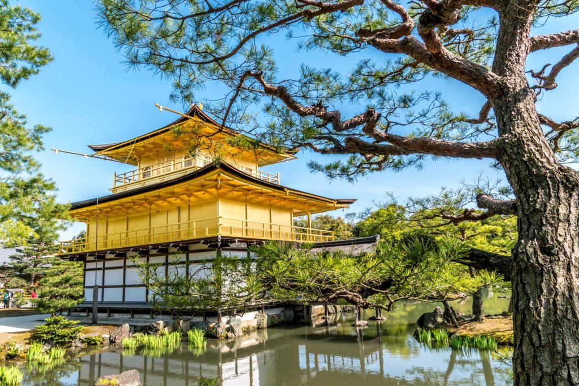 Top 5 des temples les plus connus de Kyoto
