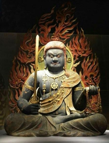 fudomuyoo shingn bouddhisme