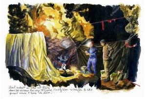 Carnet d'exploration de l'Aven aux merveilles
