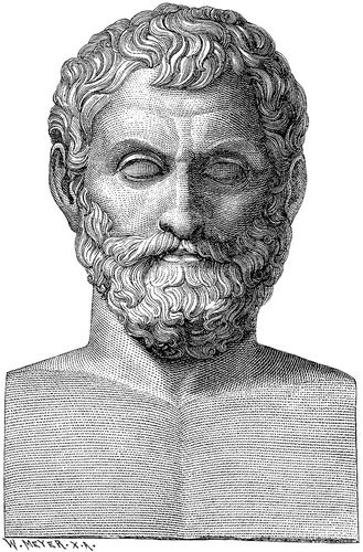 Thalès véritable pionnier de la géométrie
