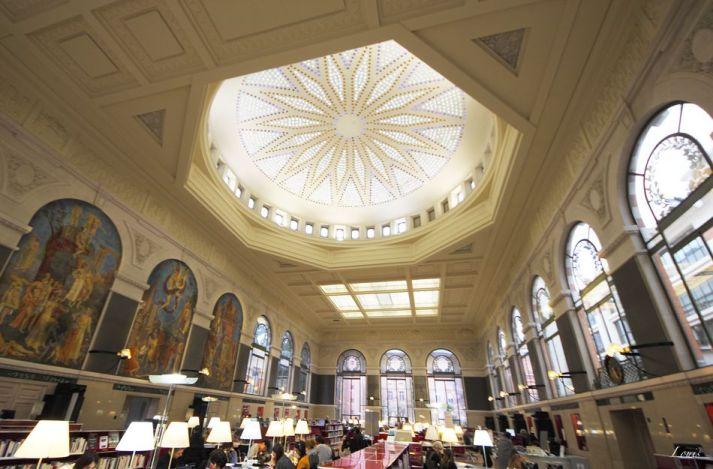 Bibliothèque du patrimoine à Toulouse