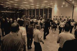 professeur de danse de salon, Rock, salsa et tango argentin