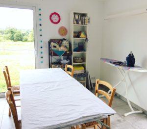 Atelier couture bizibul à port saint père, proche de nantes, pornic et saint-nazaire. Cours de couture, atelier DIY et fait-main, pour développer ses connaissances en couture et en machine à coudre. Ateliers créatifs et projets couture variés