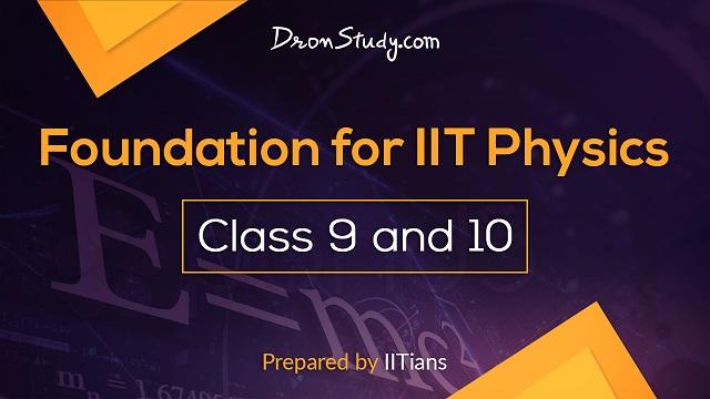 9-10 Foundation IIT