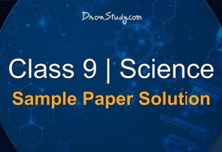Class 9 Science Sample Paper