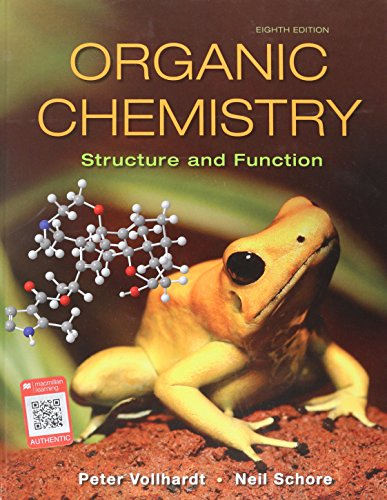 Organic Chemistry: Structure and Function 8th Edition