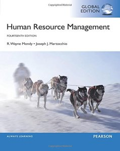 Human Resource Management 14th Edition (Global Edition)