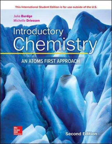 Introductory Chemistry: An Atoms First Approach 2nd Edition