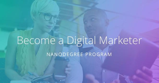 Udacity - Digital Marketing Nanodegree Download