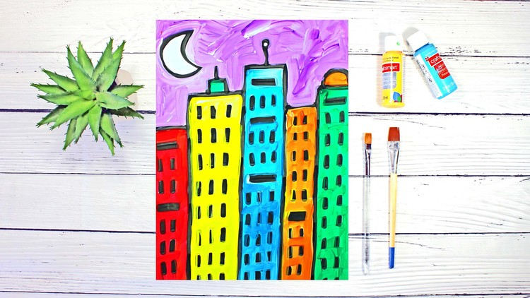 Drawing Painting With Color 8 Fun Art Projects for Kids