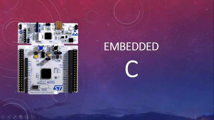 Microcontroller Embedded C Programming absolute beginners