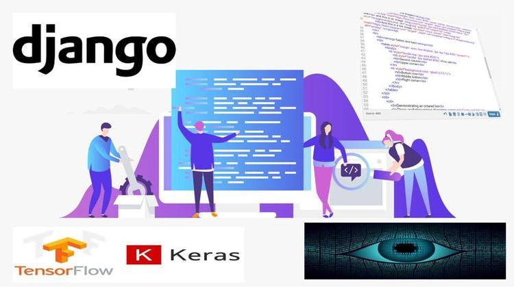 Python Django App Create Deploy a Computer Vision Model