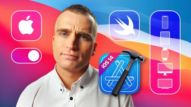 SwiftUI Masterclass iOS 14 App Development with Swift 5