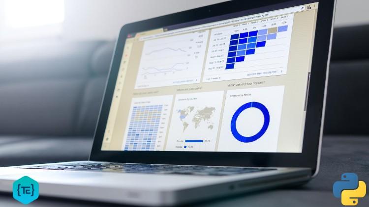 Data Analytics A Z with Python