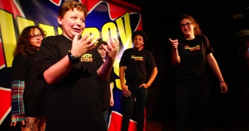 Image result for improv 4 kids comedy camp nyc
