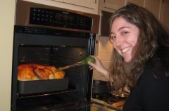 Image of Bonnie Budd Cooking
