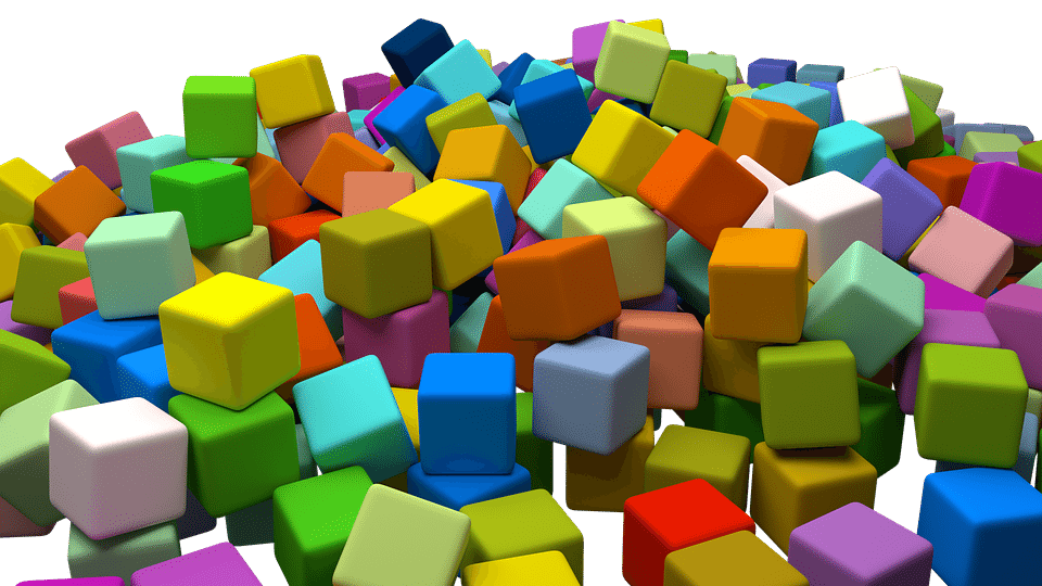 design building blocks