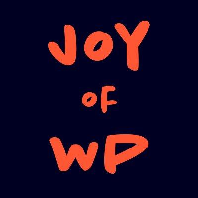 Joy of WordPress