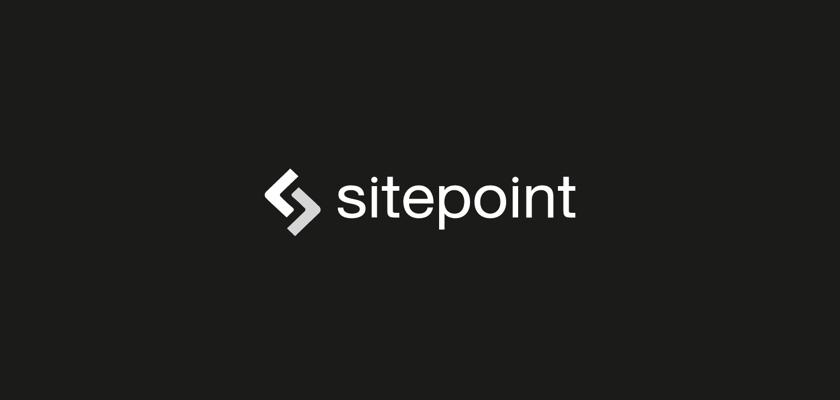 sitepoint programming tutorials
