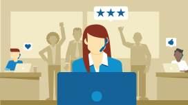 Customer Service Duties