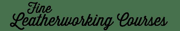 Fine Leatherworking Courses
