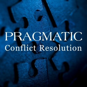 PRAGMATIC Conflict Resolution Course