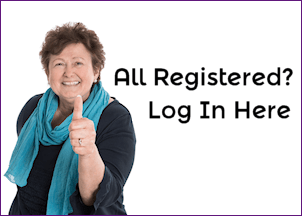 log in here if you are registered