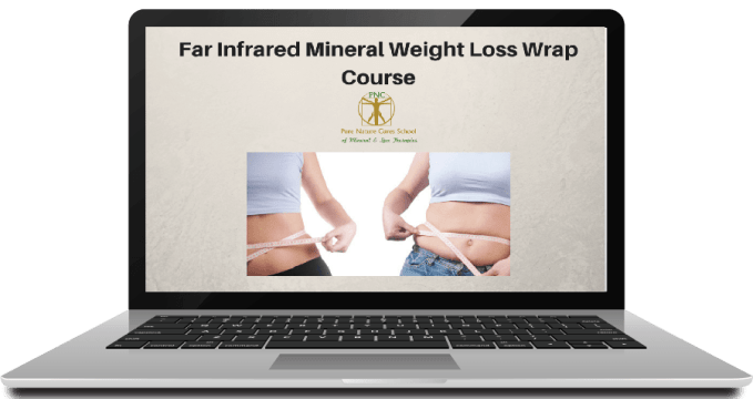 Far Infrared Mineral Weight Loss Wrap