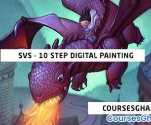 SVS – 10 Step Digital Painting