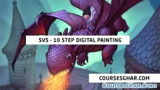 SVS - 10 Step Digital Painting