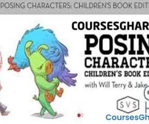 SVS – Posing Characters – Childrens Book Edition