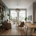 Scandinavian House Photorealistic Realtime Visualization in Unreal Engine