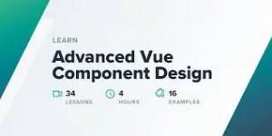Adam Wathan - Advanced Vue Component Design
