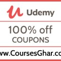 Udemy – 26 in 1 100% Off Coupons