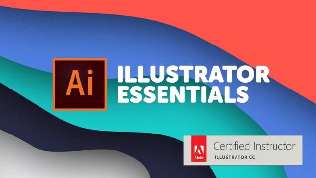 SkillShare - Adobe Illustrator CC – Essentials Training
